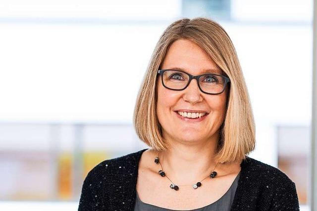 Annette Thierauf-Emberger ist neue Ärztliche Direktorin an der Uniklinik