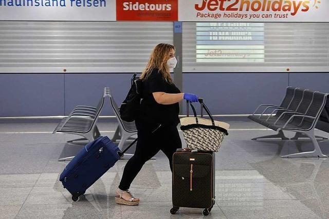 Diese Corona-Regeln gelten an deutschen Flughäfen