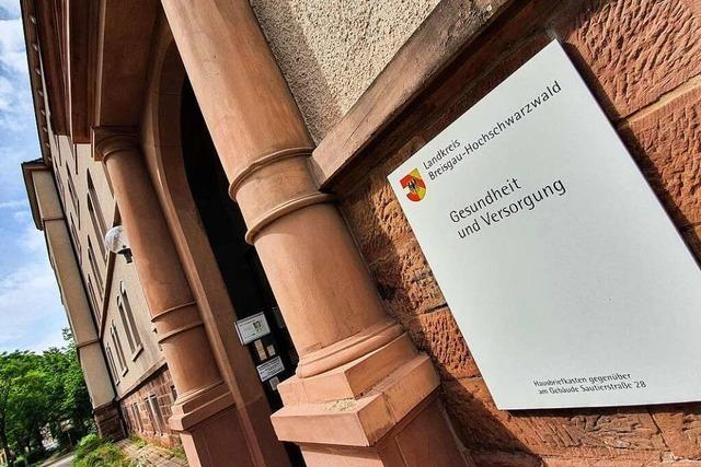 Gesundheitsamt in Freiburg fordert personelle Verstärkung