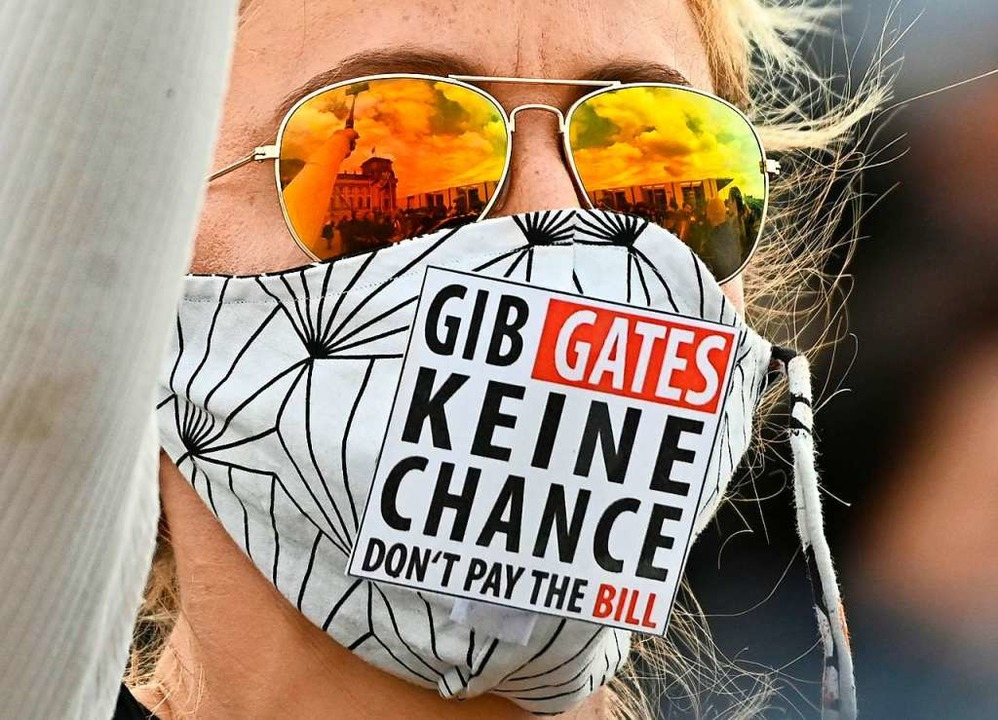 Protest in Berlin  | Foto: TOBIAS SCHWARZ (AFP)