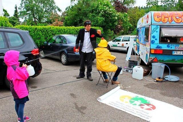 Kinder- und Jugendbüro Stegen sorgt auch in Corona-Zeiten für Unterhaltung