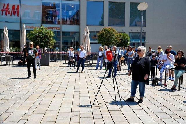 Offenburg will Vergehen rigoros anzeigen − Freiheits- und Geldstrafen drohen