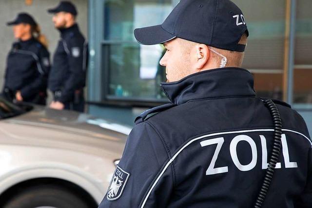 Die Einnahmen des Hauptzollamts Lörrach steigen auf 2,4 Milliarden Euro