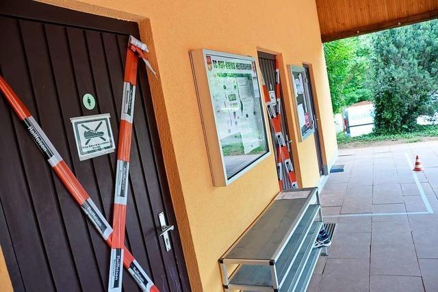Heitersheimer Tennisclub trainiert wieder nach der Zwangspause