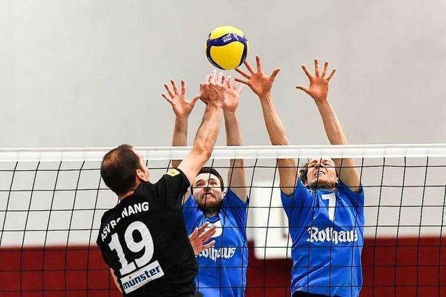 Der USC Freiburg wagt den Sprung in die dritte Liga