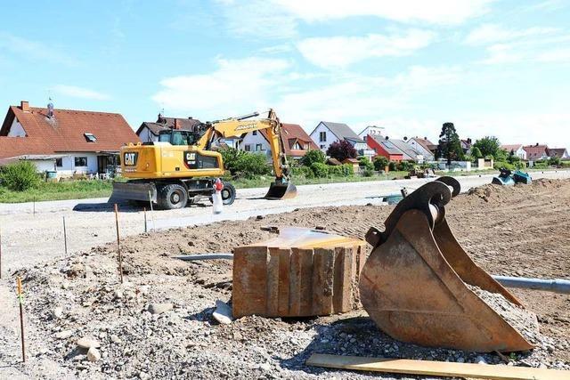 Familien mit Kindern werden bei der Vergabe von Baugrundstücken bevorzugt