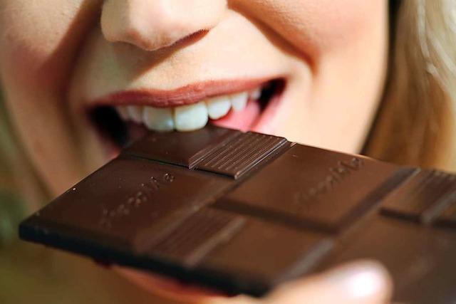 Die dunkle Seite der Schokolade