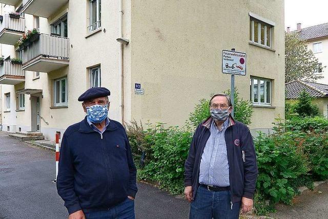 Geplanter Abriss von Wohnhäusern in Freiburg-Stühlinger ruft Empörung hervor