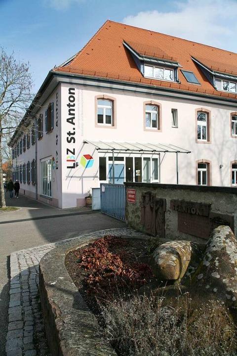 Die Jugendhilfeeinrichtung LBZ St. Anton in Riegel.  | Foto: Martin Wendel