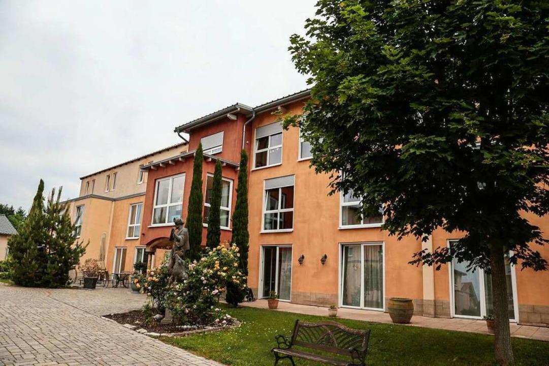 "Das ""Pflege-Centrum"" in Mahlberg  | Foto: Sandra Decoux-Kone"