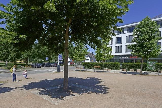 Högebrunnenplatz war Top-Thema im Hochdorfer Ortschaftsrat