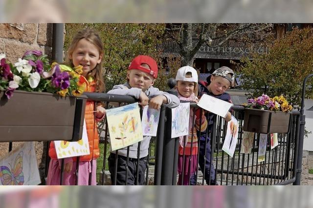 Pläne schmieden für die Kindergärten