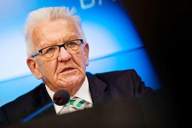 Kretschmann sieht direkte Demokratie zunehmend skeptisch
