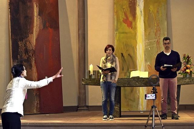 Ein ganz virtueller Kirchenbesuch