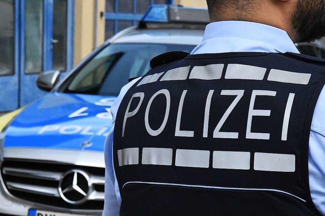 Die Polizei meldet einen Unfall in Steinen (Symbolfoto).  | Foto: Kathrin Ganter