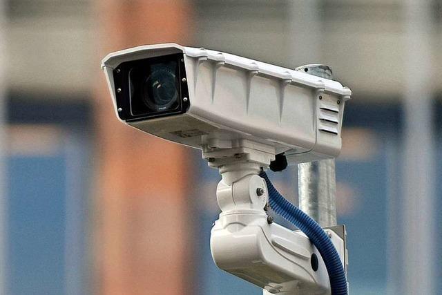 Kameras in der Freiburger Innenstadt bleiben vorerst außer Betrieb