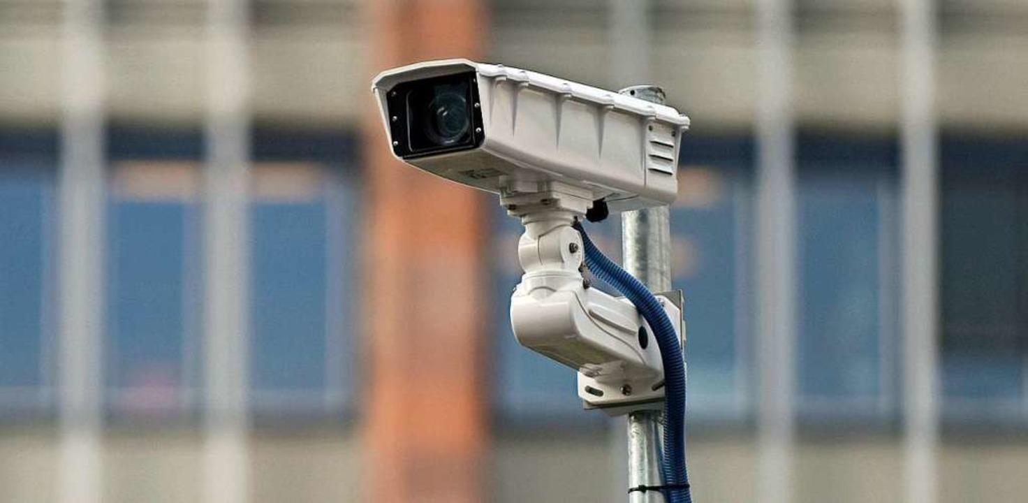Noch sind die Kameras im Freiburger Bermudadreieck blind.  | Foto: Michael Bamberger