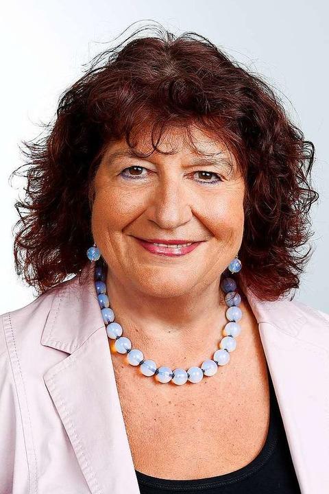 Bärbl Mielich, Staatssekretärin im baden-württembergischen Sozialministerium  | Foto: Ministerium für Soziales und Integration Baden-Württemberg