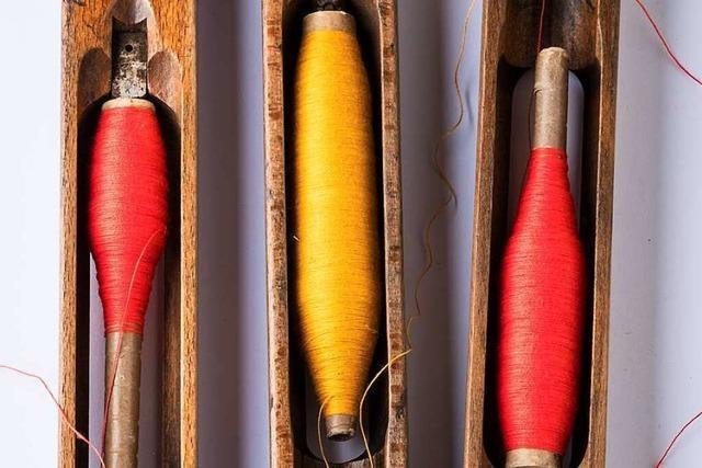 Das Wiesentäler Textilmuseum in Zell macht Industrialisierung anschaulich