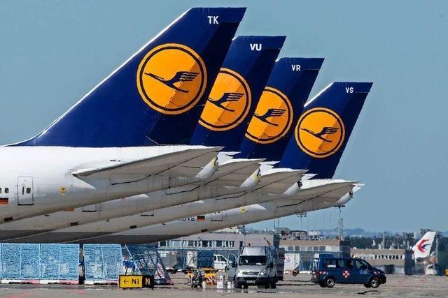 Bund will Lufthansa durch Staatsbeteiligung retten - zunächst keine Sperrminorität