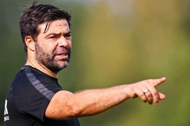 Lehrer, Trainer, Grillmeister – wie sich Dino Saggiomo in Argentinien eingelebt hat