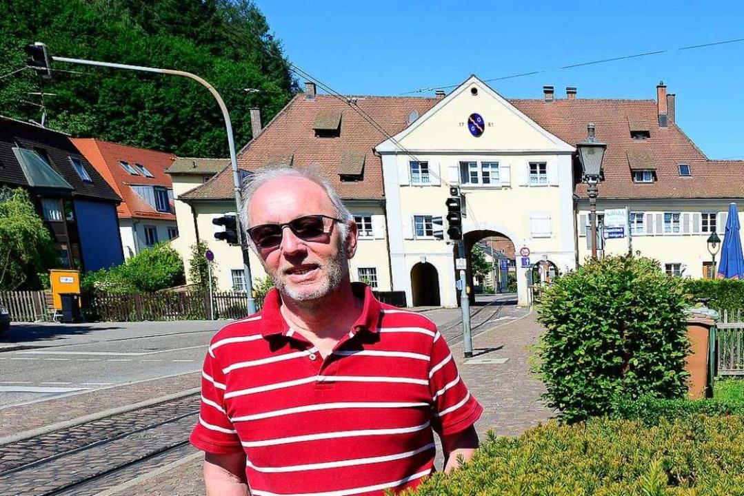 Gerd Nostadt ist wegen der Corona-Pand...g zur Wahl eines Nachfolgers fiel aus.    Foto: Ingo Schneider