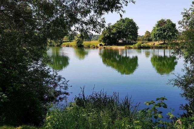Gemeinden öffnen die Badeseen im Landkreis Emmendingen