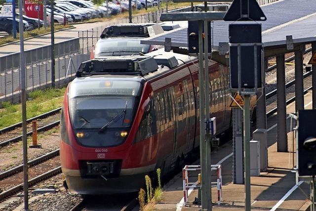 Ab Mitte Juni fahren die Züge wieder wie gewohnt