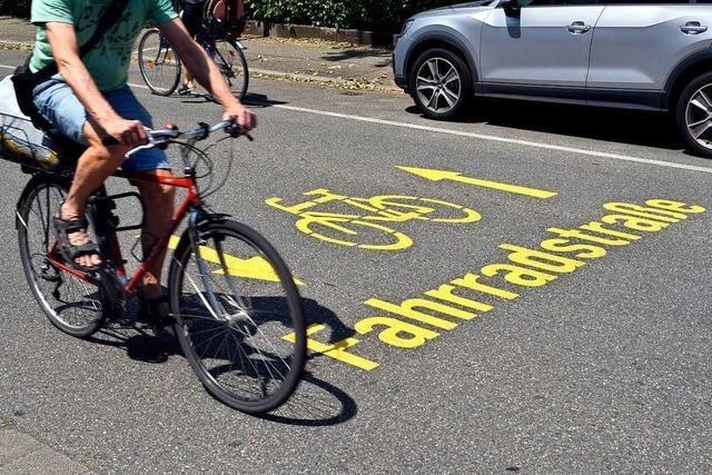 Lückenhafte Radwege in der Region sorgen für Unmut bei Radlern