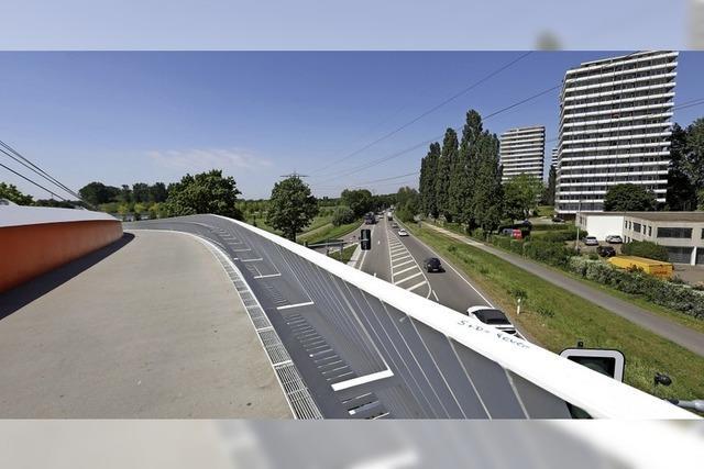 Ortenaubrücke wird gesperrt