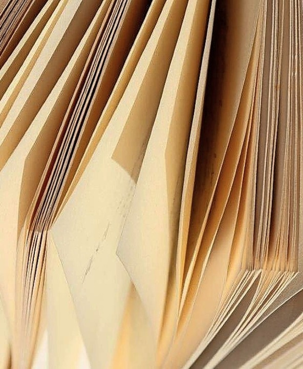 Tagebuch im Archiv  | Foto: Gerhard Seitz