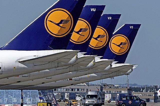 Neun Milliarden Euro für Lufthansa