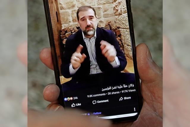 Streit im Hause Assad