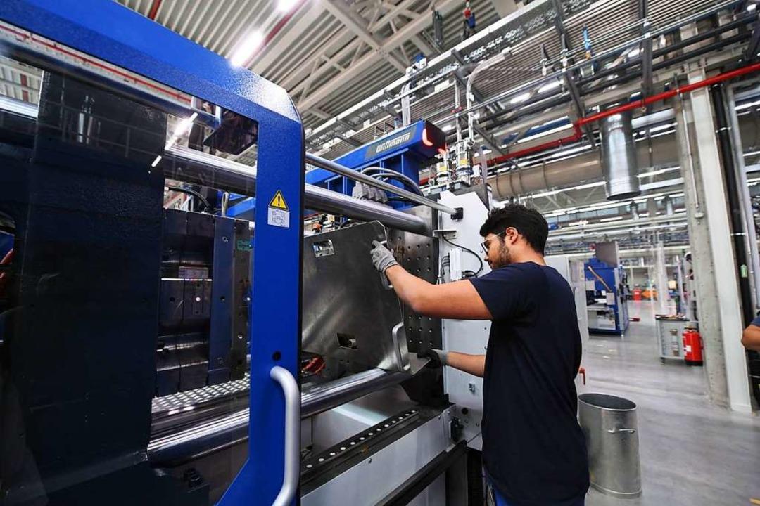 Beim südbadischen Autozulieferer IMS Gear sollen 350 Stellen abgebaut werden.  | Foto: pr