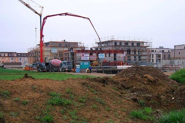 Wann kommen in Efringen-Kirchen die neuen Bauplatzvergaberegeln?