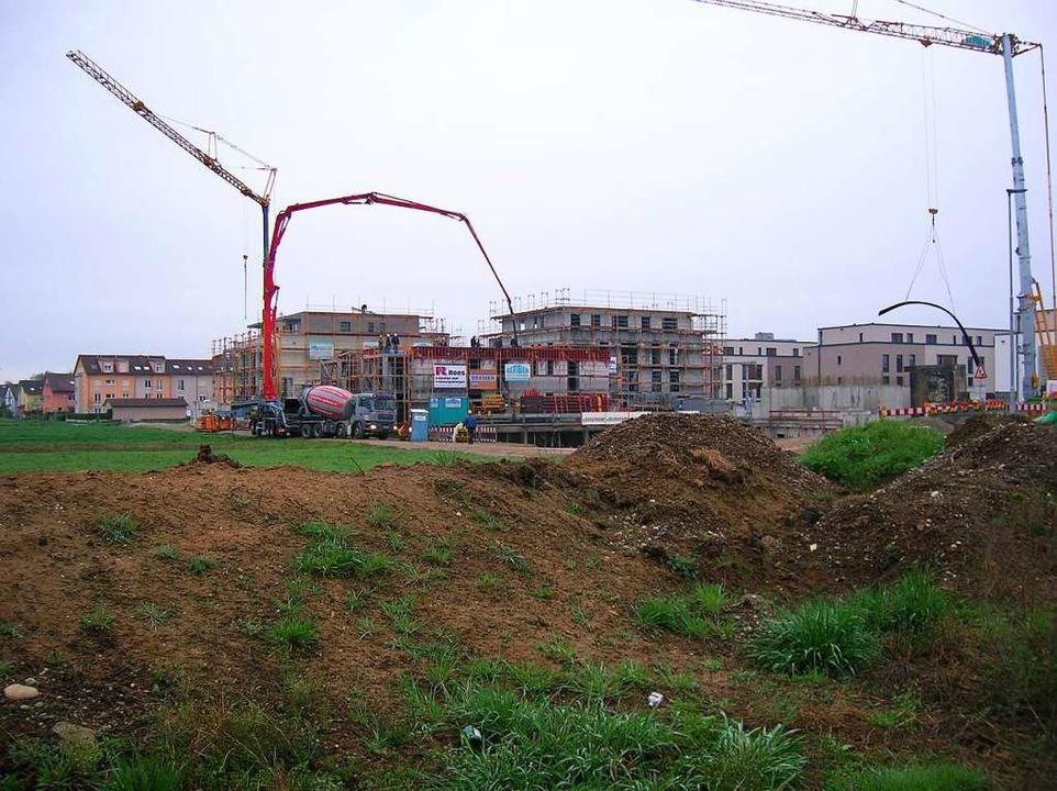 Bauland ist rar, das Interesse daran groß.    Foto: Sylvia-Karina Jahn