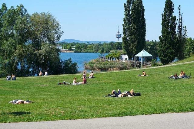 Quadfahrer sollen Fußgänger im Freiburger Seepark gefährdet haben