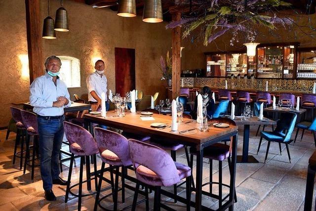 Hotel Schloss Reinach stellt Restaurants