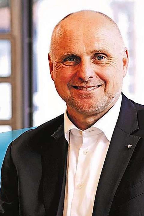 OB Stefan Schlatterer sagt, die sozial...ie  direkte Kontakte ersetzen könnten.  | Foto: Kai Wudtke