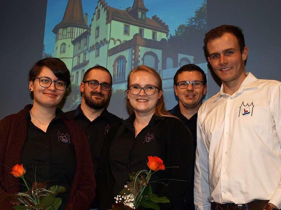 Das Organisationskomitee des Schlossgr...ich das im März noch nicht vorstellen.  | Foto: Paul Schleer