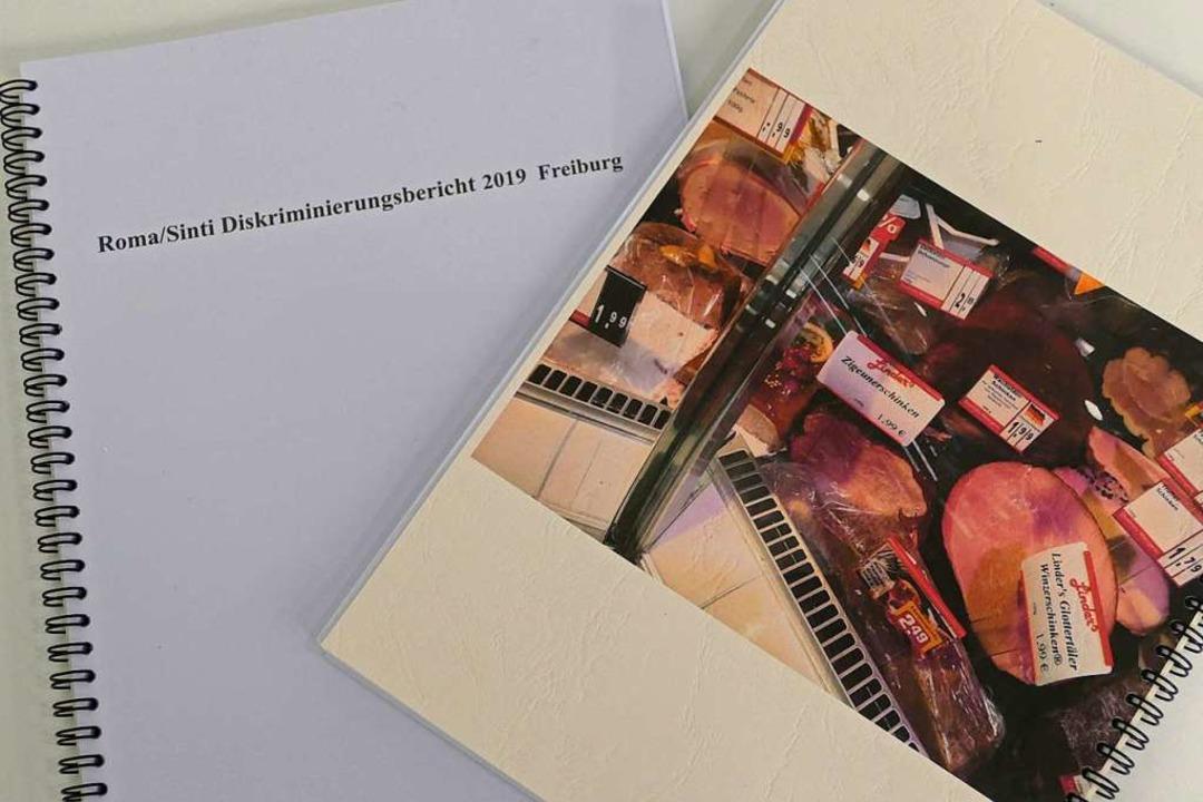 Der Diskriminierungsbericht 2019.  | Foto: Manuel Fritsch