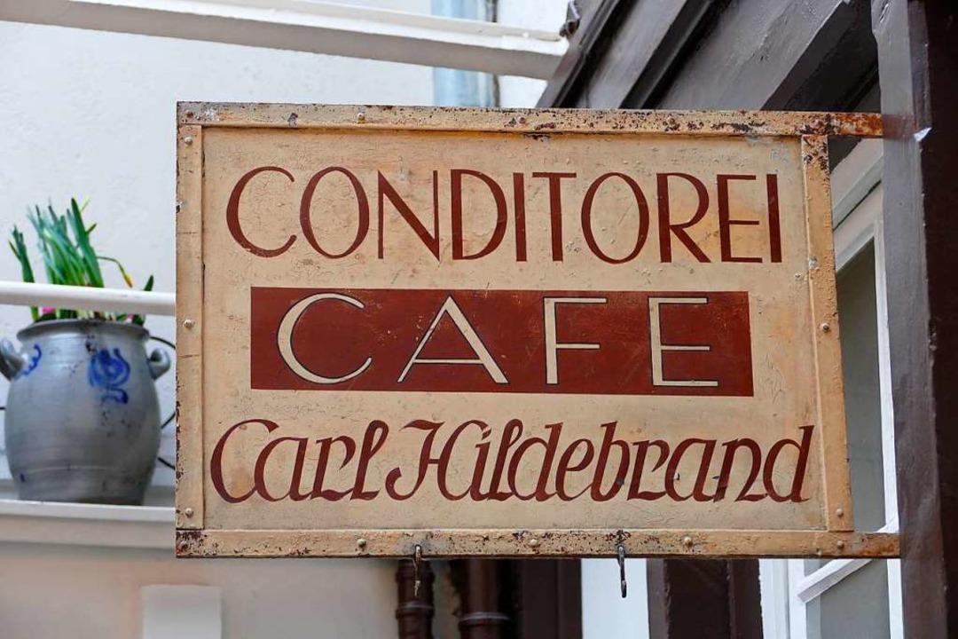 Das Café ist denkmalgeschützt.  | Foto: Mark Alexander