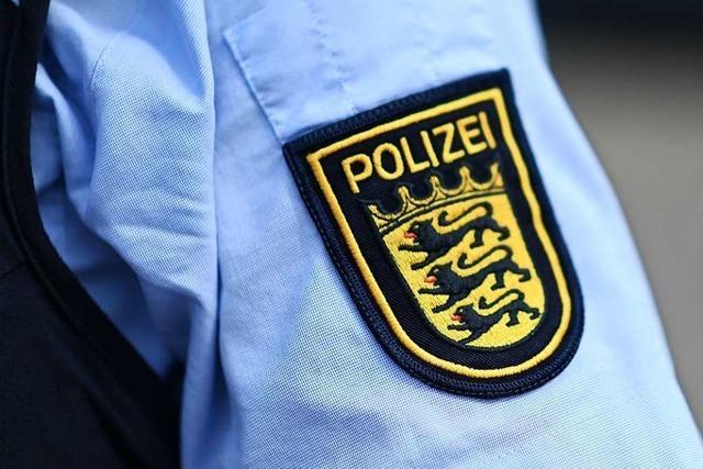Motorradfahrer wird bei Unfall in Lörrach verletzt