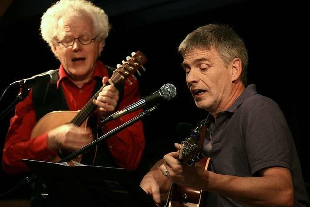 Kirchzarten-Song bei Black Forest Voices