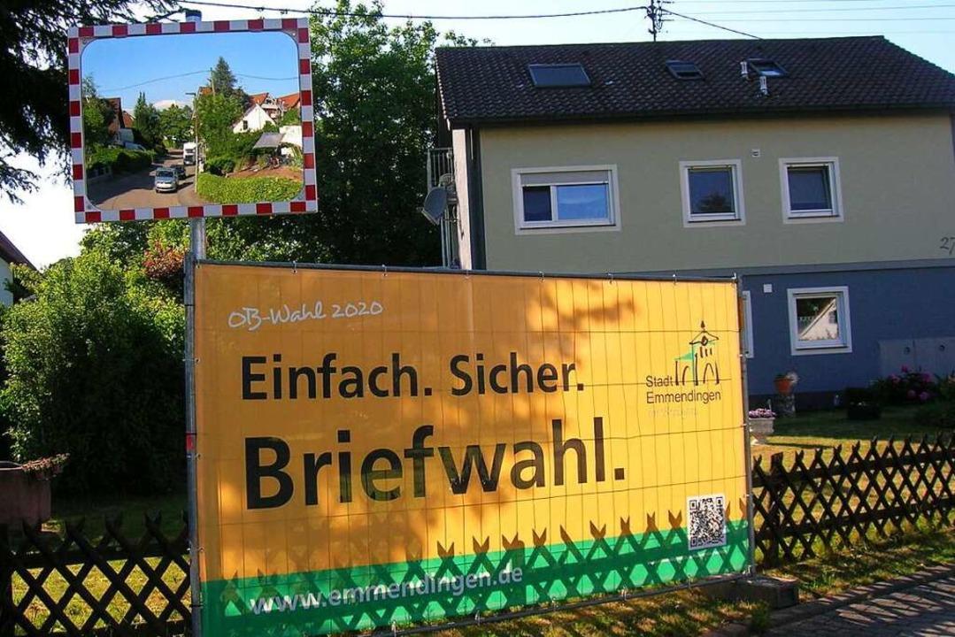 Am Sonntag ist OB-Wahl: Wie hier in Ma...hlberechtigte sind dem Aufruf gefolgt.  | Foto: Sylvia-Karina Jahn