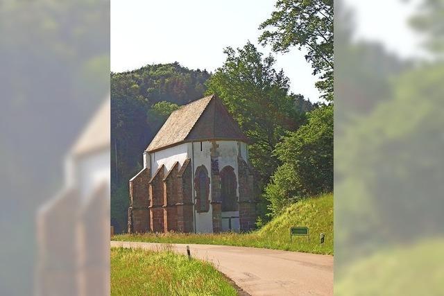 Wer darf die Kapelle in Tennenbach nutzen?