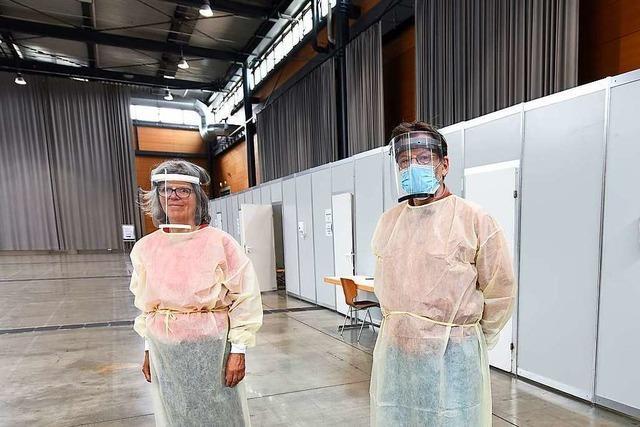 Freiburger Fieberambulanz soll trotz Patientenrückgang bestehen bleiben