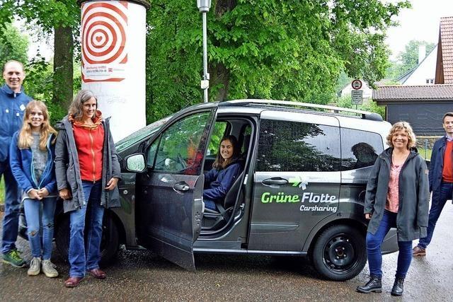 Mit Car-Sharing ohne eigenes Auto mobil