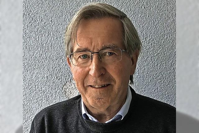 Leo Wollmann spendet 75 Mal Blut
