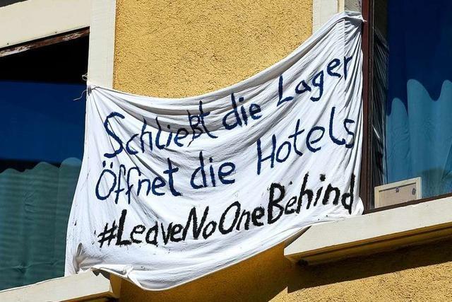 Am Wochenende wird in der Freiburger Innenstadt wieder demonstriert